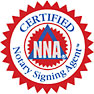 NNA Certified Signing Agent